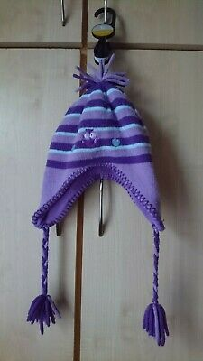 Cute girl's hat for 3-4 year old girl
