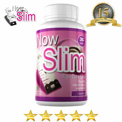 Now Slim®3G Day Strong Slimming Pills, Weight Loss Tablets, Fat Burner,Keto Diet