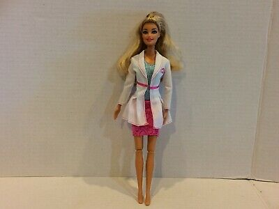 2012 Mattel Barbie I Can Be Baby Doctor Blonde Hair Doll - X9075