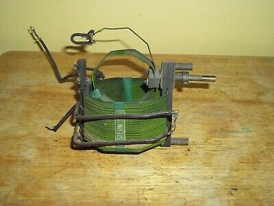 Vintage Battery Radio Moving Coil, Eastern Coil Corp.