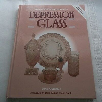 Collector Encyclopedia of DEPRESSION GLASSFlorence 10th Ed Identification Guide