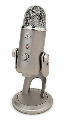 NEW! Blue Microphones 2018 Yeti Platinum Edition USB Microphone