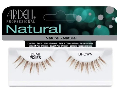 Ardell Pixies Brown Invisibands - False Eyelashes / Lashes Exte Buy 1 Get 1 Free