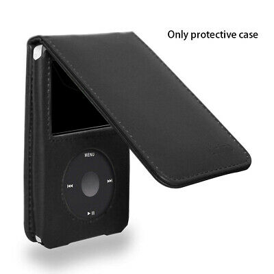 PU Leather Case Anti-scratching Full Cover for Apple iPod Classic 120gb 160gb