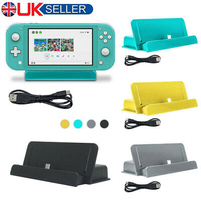 Charger Charging Dock Stand Base Holder for Nintendo Switch Lite NS Game Console