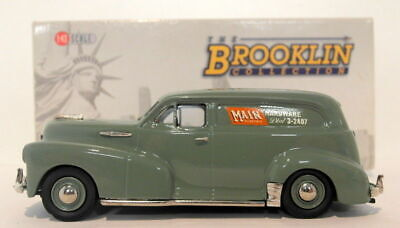 Brooklin 1/43 Scale BRK136  - 1947 Chevrolet Stylemaster Delivery Channel Green