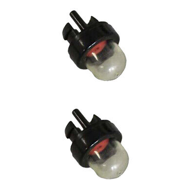 2pcs Primer Bulb Snap-In Pump Gas Bulb for Stihl Chainsaw blowers, trimmer