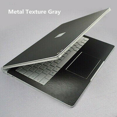 For Microsoft Surface Book Full Body Cover Case Skin Sticker Film Protect 13.5''