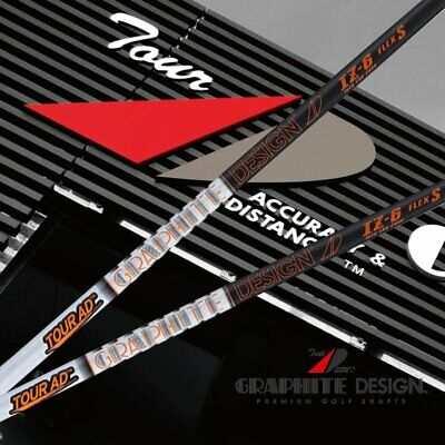from JAPAN GRAPHITE DESIGN GOLF JAPAN Tour AD IZ6 S for WOOD TW ISHIKAWA