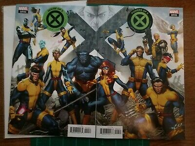 House Of X + Powers Of X #4 Molina Connecting Variant Set  Nm+