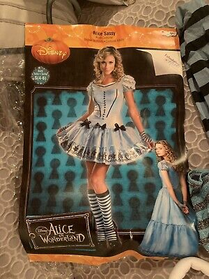 Disney alice in wonderland Costume For Adults Small