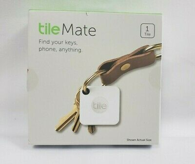 Tile Bluetooth Tracker Mate 1 Pack New