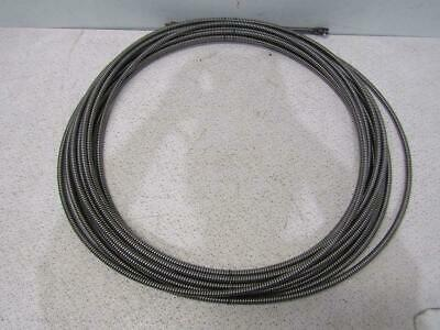 """General Wire Flexicore Galavized Drain Auger Wire 3/8"""" x 75' Roll 75EM2"""