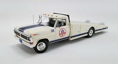 1970 Ford F-350 Shelby Racing Ramp Truck in 1:18 diecast Acme PRE-ORDER MIB LE
