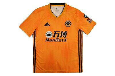 Wolves New Season Football Home Shirt Brand New With Tags