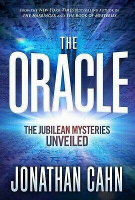 The Oracle: The Jubilean Mysteries Unveiled by Jonathan Cahn Ebⲟⲟk ⲣdf