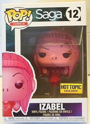 Saga Izabel Hot Topic Exclusive Pop! Funko New