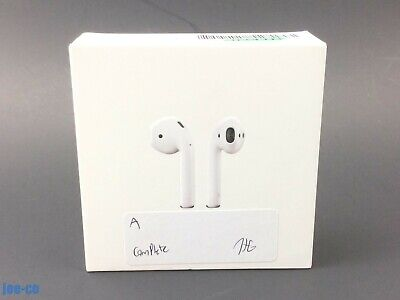 Apple 2nd Generation AirPods with Charging Case White MV7N2AM/A