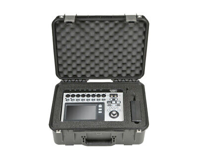 SKB 3i1813-7-TMIX QSC Touchmix 8 or 16 Waterproof Travel Case