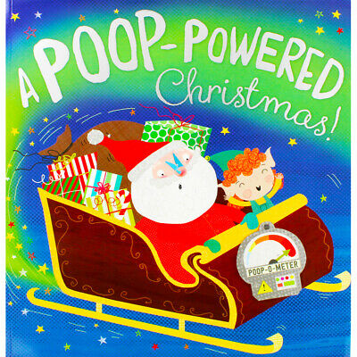 A Poop-Powered Christmas by Rosie Greening (Paperback), Children's Books, New