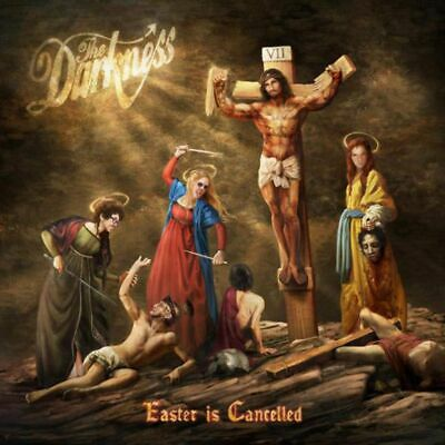Darkness - Easter Is Cancelled (Deluxe Edition) w/bonus tracks - CD - New