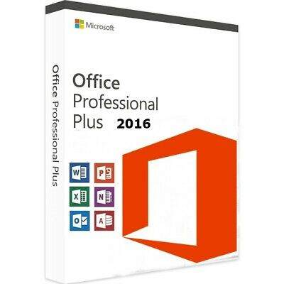 Office 2016 Professional Plus MS Office PRO Plus, Produkt Key sofort Versand