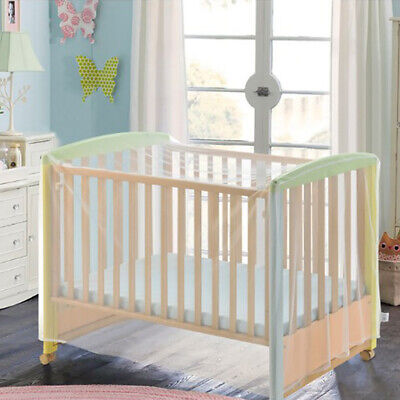 Summer Mosquito Net for Cot Crib Bed Mosquito Net for Baby's 135x60x90CM