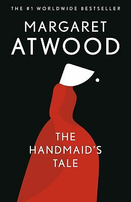 The Handmaid's Tale by Margaret Atwood Political Fiction Literary Paperback