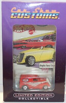 Hot Wheels Limited edition Car show Ford Anglia Panel,  Nice