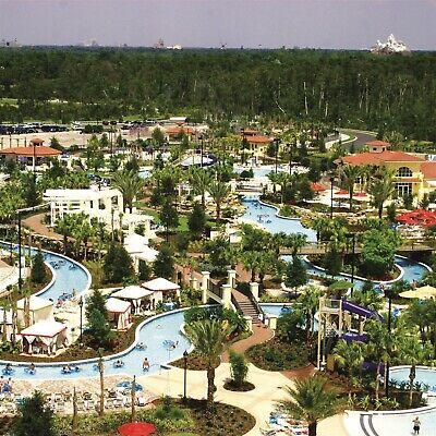 Holiday Inn Orange Lake Country Club West Village Annual Timeshare 2 Br Orlando