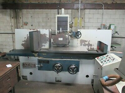 """USED Kent KGS-510-AHD 20""""x40"""" Hydraulic Surface Grinder (UM)"""