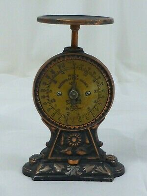 Vintage Waage Briefwaage PENCE SALTER`S LETTER BALANCE No. 11