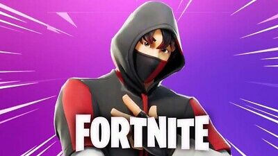 Fortnite Ikonik Skin All Platforms (PS4-Pc-Mob)🔥🔥 Trusted In All Fort Groups ✅