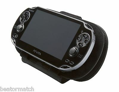 Genuine Official SONY Playstation PS VITA Travel Carrying Hard Case PSP Stand