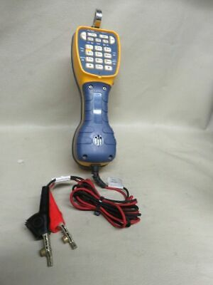 Fluke Networks ts44 pro telephone test set with piercing pin clips