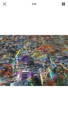 LOT DE 10 CARTES POKEMON GX Neuves