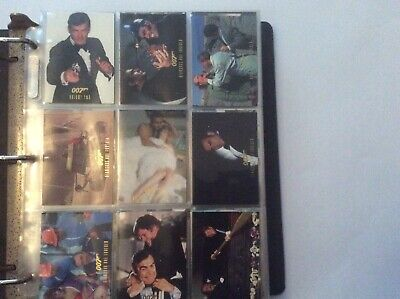 James Bond 007 Vol 2 Trading Cards Full 270 Card Collection Very Collectible1997
