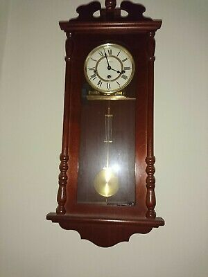 Antique Style Long Case Wall Clock