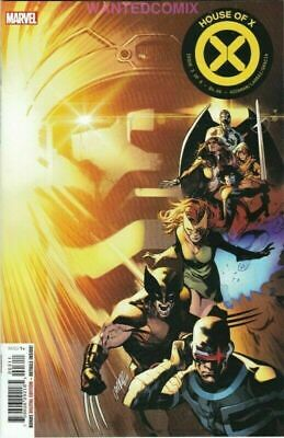 MARVEL HOUSE OF X #3 (OF 6) JONATHAN HICKMAN X-MEN COMIC BOOK NEW 1 1st PTG