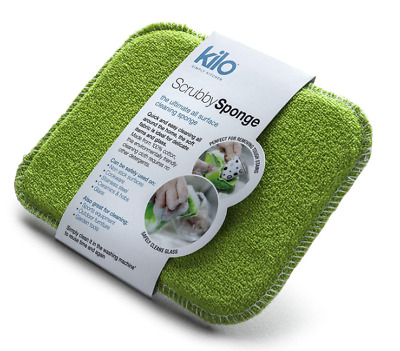 Kilo Scrubby Sponge The Ultimate all Purpose Surface Cleaning - 17x13cm
