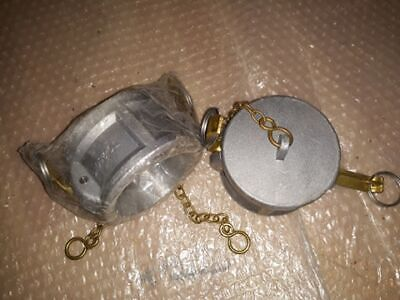 Camlock Dustcap Fitting End Coupler Dc-250