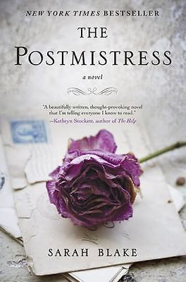 The Postmistress by Blake, Sarah, Good Book