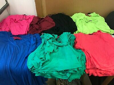 WHOLESALE JOBLOT BOOHOO Basic Tops x 130   New without tags  (ws2)