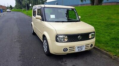 Nissan Cube Cubic 7 Seater Auto 1.4 petrol