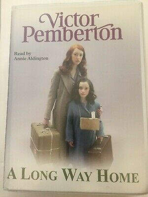 Audio Book Cassette  A Long Way Home by Victor Pemberton