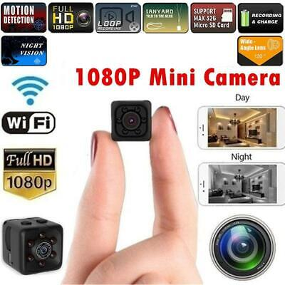Telecamera Mini Cam Action Spy Cam  Videosorveglianza Full Hd + Micro Sd 16 Gb