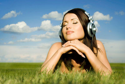 6 Guided Meditation Sessions - Stress Relief Relax Help Sleep Heal Calm Tranquil