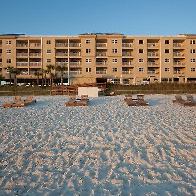 Holiday Inn Club Vacations Panama City Beach Tropical Resort Annual Timeshare