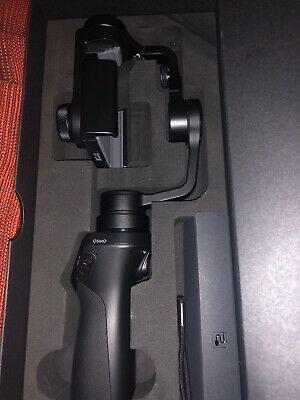 DJI Osmo Mobile Gimbal Stabilizer for Smartphones Black W/ Case