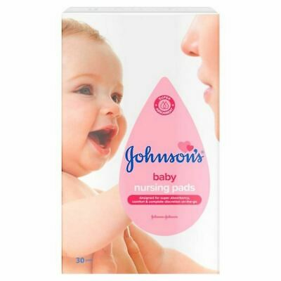 Johnson's Baby Nursing Pads 30 per pack